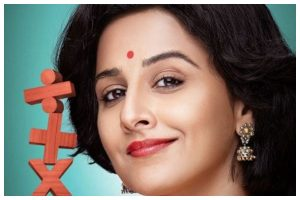 Vidya Balan revisits a school trick for 'Shakuntala Devi' role
