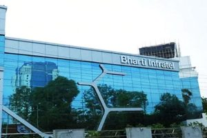 Bharti Infratel shares slump over 3 pc post Q1 earnings