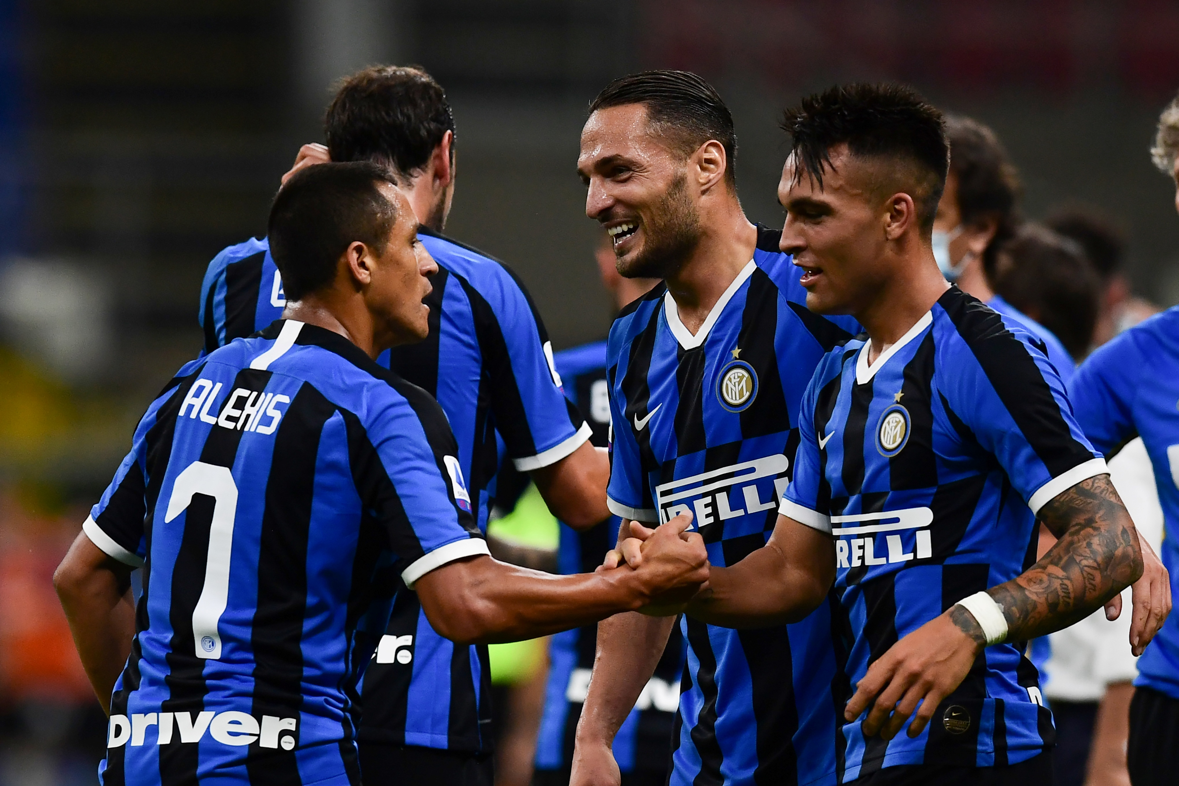 Serie A Inter Milan Up To Second After Beating Torino 3 1 From Behind