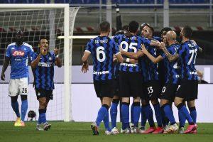 Serie A: Danilo D'Ambrosio, Lautaro Martinez score as Inter Milan beat Napoli 2-1