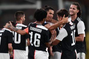 Serie A: Paualo Dybala, Cristiano Ronaldo on song again as Juventus beat Genoa; Lazio overhaul Torino