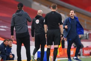 Liverpool breached touchline code: Frank Lampard on war of words with Jurgen Klopp
