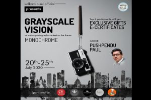 Kolkata's online photography contest 2020: GRAYSCALE VISION
