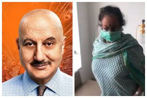 COVID-19: Anupam Kher's mother leaves hospital post treatment; actor thanks everyone for love and prayers