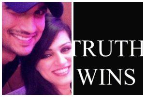 Sushant Singh Rajput's sister Shweta Singh Kirti reacts to Ankita Lokhande's post