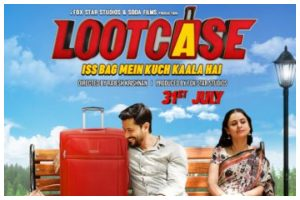 Kunal Kemmu, Rasika Duggal starrer 'Lootcase' new posters out