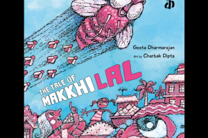 Launch of 'Tale of Makkhilal' by Katha