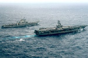 Australia joining India, US, Japan for annual Malabar naval exercise 'hugely beneficial': US