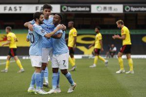 Premier League: Manchester City thrash relegation-threatened Watford 4-1