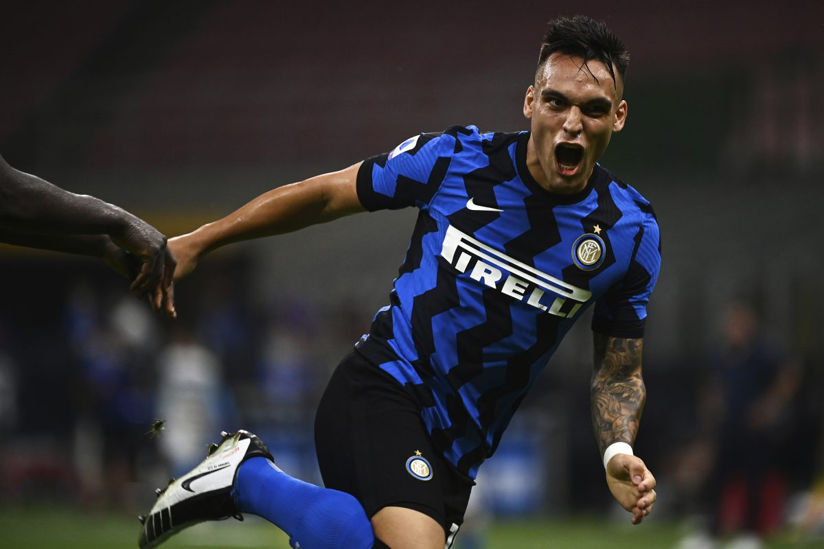 Want To Finish As Strongly As Possible Lautaro Martinez After Inter Milan Beat Napoli 2 0