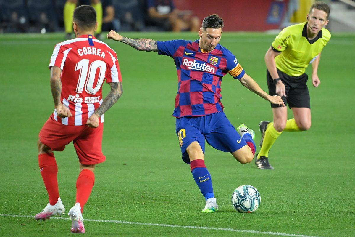 Lionel Messi Reaches 700 Career Goals Milestone For Barcelona Argentina