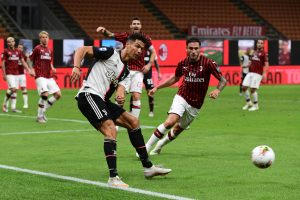 Serie A: Juventus humbled by AC Milan, miss chance to extend lead at top