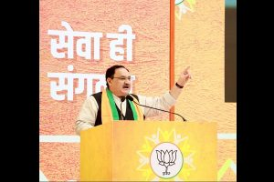 'One dynasty will never let such leaders grow': JP Nadda on Rahul Gandhi's remarks on PM Modi