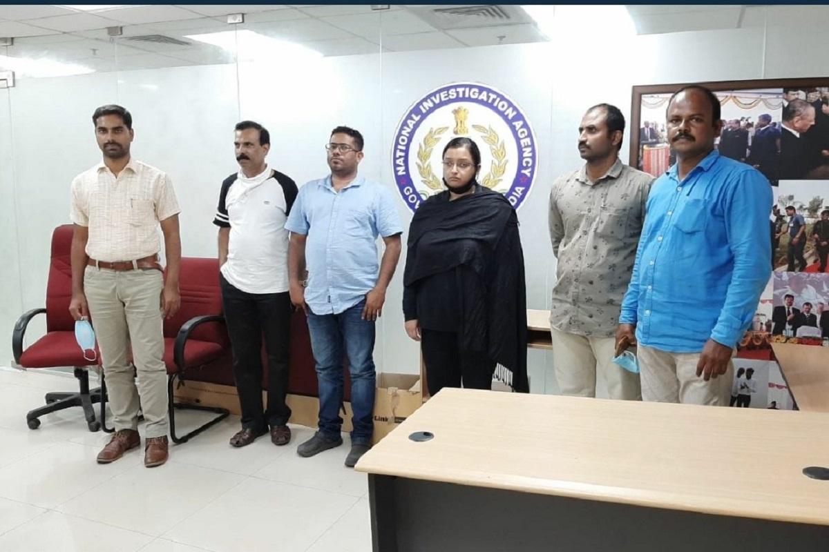 Kerala airport gold smuggling case