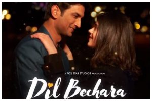 Dil Bechara: Sushant Singh Rajput's last film gets 95 million views in 24 hours