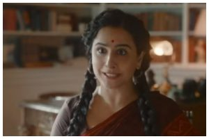 Watch | Vidya Balan-starrer Shakuntala Devi's new song 'Rani Hindustani' out