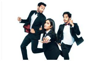 Katrina Kaif, Siddhant Chaturvedi, Ishaan Khatter in horror comedy 'Phone Bhoot'
