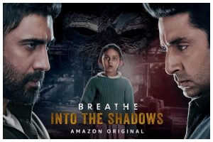 Abhishek Bachchan lauds Amit Sadh for his stellar performance in Breathe: Into the Shadows