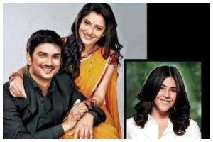 Ankita Lokhande approaches Ekta Kapoor for 'Pavitra Rishta 2' as tribute to Sushant Singh Rajput: Report