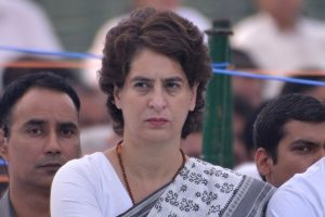 Priyanka Gandhi likely to shift to penthouse in Gurugram after vacating government bungalow