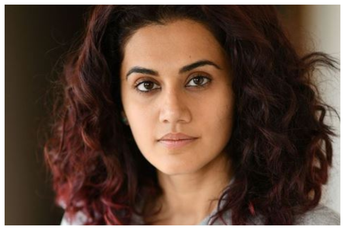 Taapsee Pannu shuts down troll who called her 'faltu heroine'