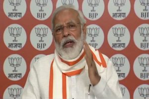 Bihar elections in sight, PM Modi praises people of state in 'Bhojpuri' over fight against Covid
