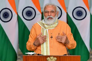PM Modi reviews Covid-19 situation, reiterates need to observe personal hygiene, social discipline