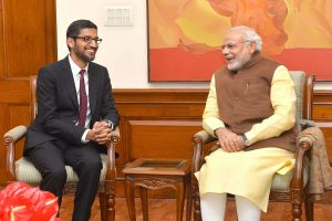 Google announces Rs 75,000 crore fund to help accelerate India's digital economy