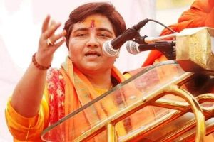 'Recite Hanuman Chalisa five times a day at your home to fight Coronavirus': BJP MP Pragya Thakur