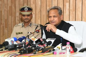 Fertiliser scam: ED raids residence of Ashok Gehlot's brother, other places in Delhi, Rajasthan, Gujarat, Bengal