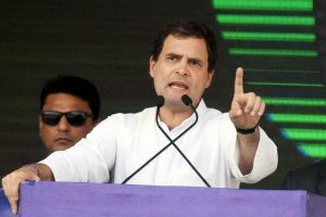 Rahul Gandhi attacks Government over fuel price hike, privatisation