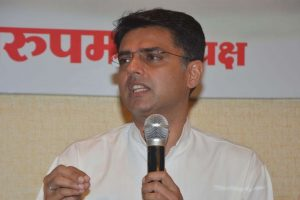 Rajasthan Deputy CM Sachin Pilot in Delhi with loyalist MLAs as crisis in state looms large