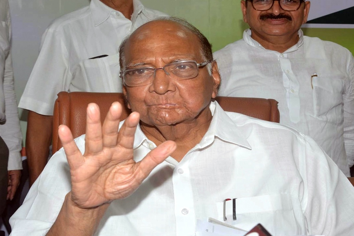 'Even Indira Gandhi, Atal Bihari Vajpayee had lost': Sharad Pawar hits out at BJP