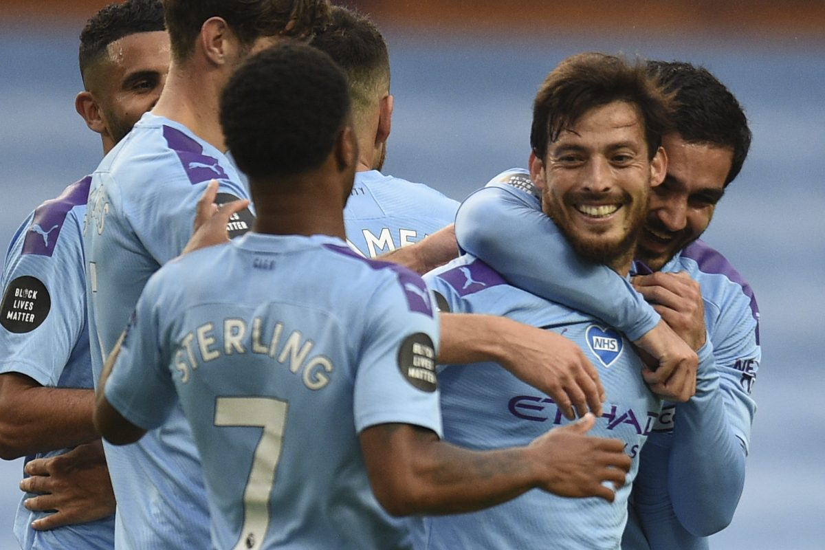 Manchester City manager Pep Guardiola hails 'incredible' David Silva after 5-0 win over Newcastle United