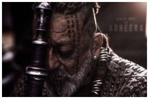 Happy Birthday Sanjay Dutt: KGF Chapter 2 makers unveil his intense avatar as 'Adheera'
