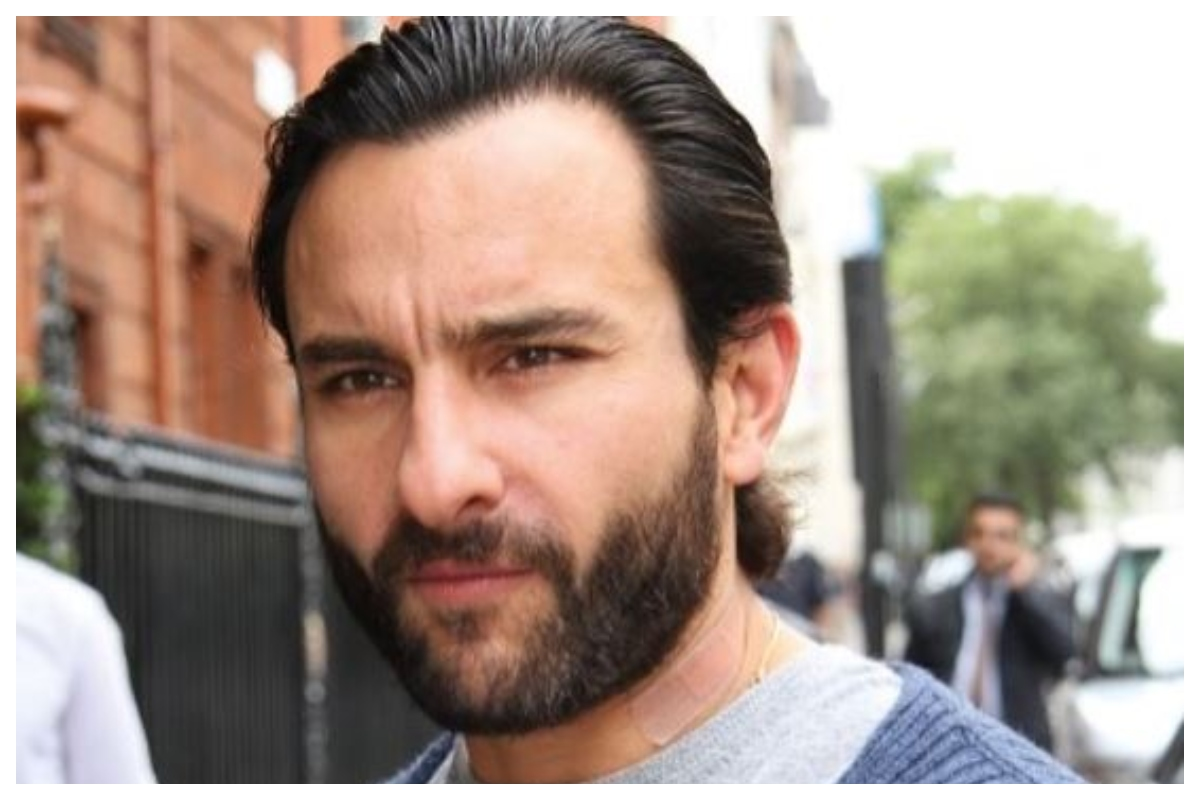 Saif Ali Khan gets trolled for calling himself a 'victim of nepotism'