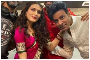 Here's what Manoj Bajpayee has to say about his upcoming co-star Fatima Sana Shaikh