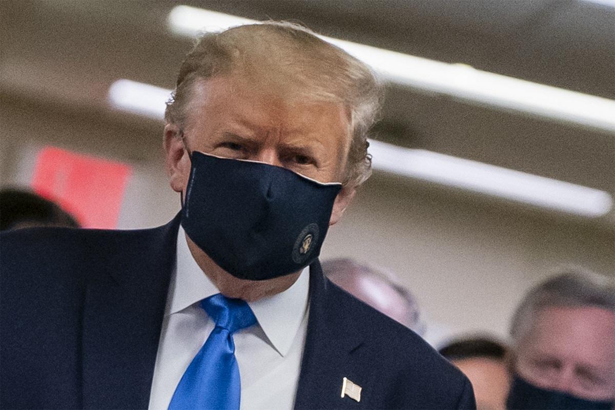 So so inept, coronavirus epidemic, United States of America, Donald Trump