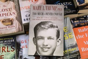 Book written on US President Donald Trump by niece sells nearly million copies on first day