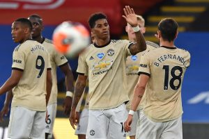 Premier League: Manchester United, Leicester City keep top-four battle open with comfortable victories