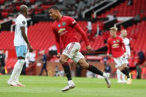 Premier League: Manchester United move to third after 1-1 draw against West Ham