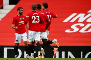 Premier League: Manchester United run wild over Bournemouth; Jamie Vardy stars in Leicester City's win