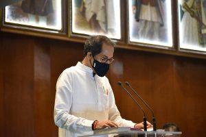 Dare opposition to topple Maharashtra government, steering wheel in my hand: Uddhav Thackeray