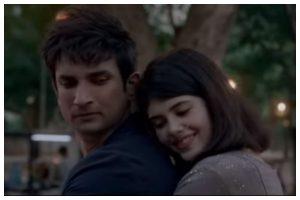 Dil Bechara – Taare Ginn | Official Video | Sushant & Sanjana |A.R. Rahman |Mohit & Shreya |Mukesh C