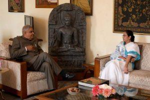 Jagdeep Dhankhar hits out at WB Govt's COVID-19 handling; 'Absurd, irrelevant' says TMC