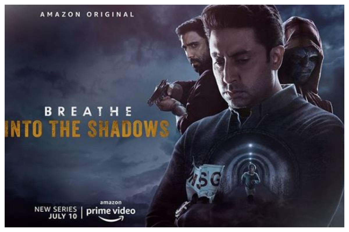 Abhishek Bachchan, Breathe: Into The Shadows