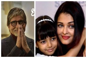 Amitabh Bachchan gets emotional as Aishwarya Rai, Aaradhya get discharged from hospital; pens open letter to haters