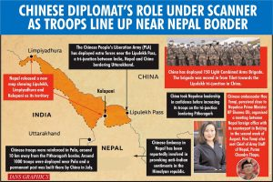 China increases troop deployment near Lipulekh Pass