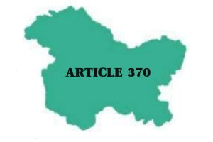 Article 370 and Pakistan