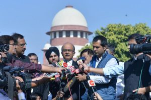 SC holds Prashant Bhushan guilty of contempt for tweets on CJI, judiciary; sentencing on August 20